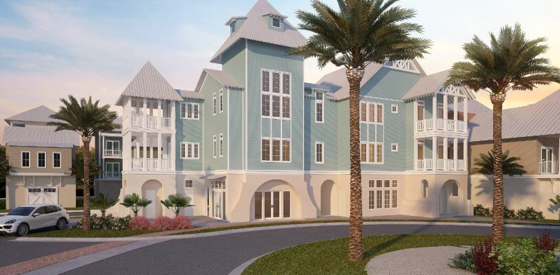 Seaside Condos – Building 2