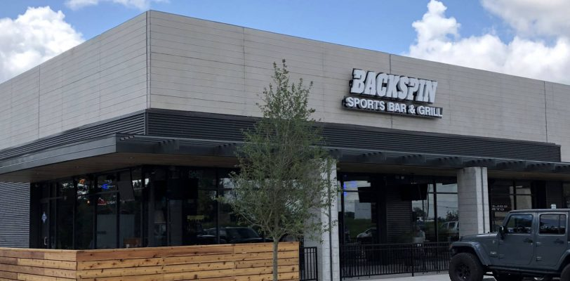 Backspin Texas Sports Bar & Grill