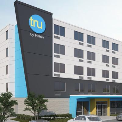 TRU by Hilton – Lincoln