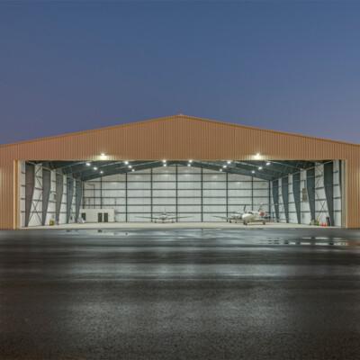 Million Air Hangar 6